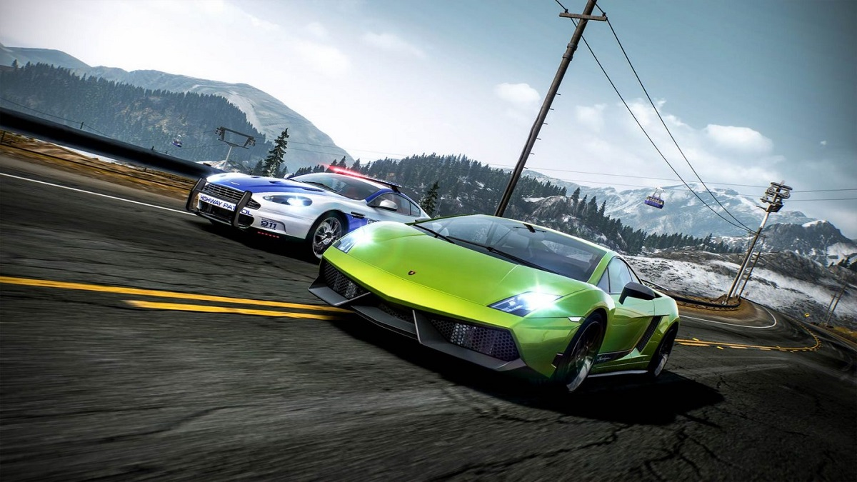 Need for Speed: Hot Pursuit Remastered races onto PC and consoles in November