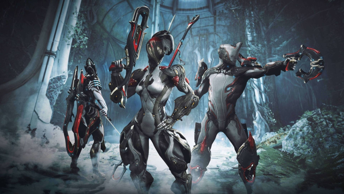 Warframe PS4 free to play