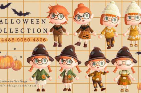 Best Halloween costume designs in Animal Crossing: New Horizons