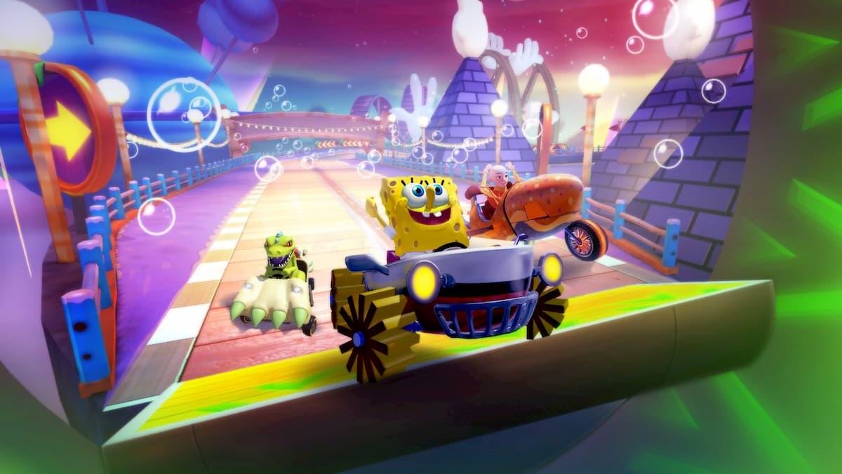 Nickelodeon Kart Racers 2
