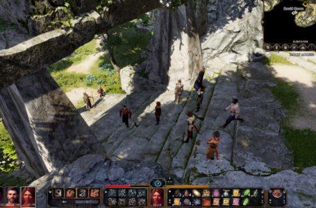 What are passive skillchecks in Baldur's Gate 3?