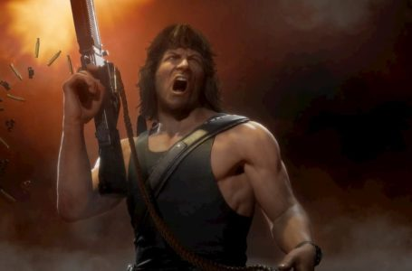 Mortal Kombat 11 Ultimate edition and Stallone-voiced Rambo DLC announced