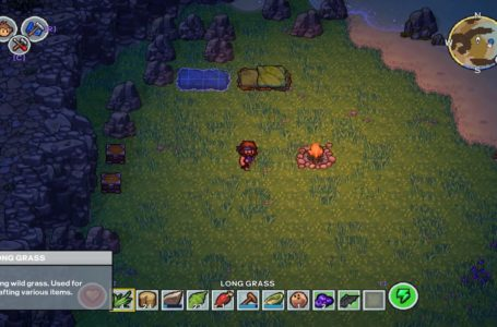 How to get long grass in The Survivalists
