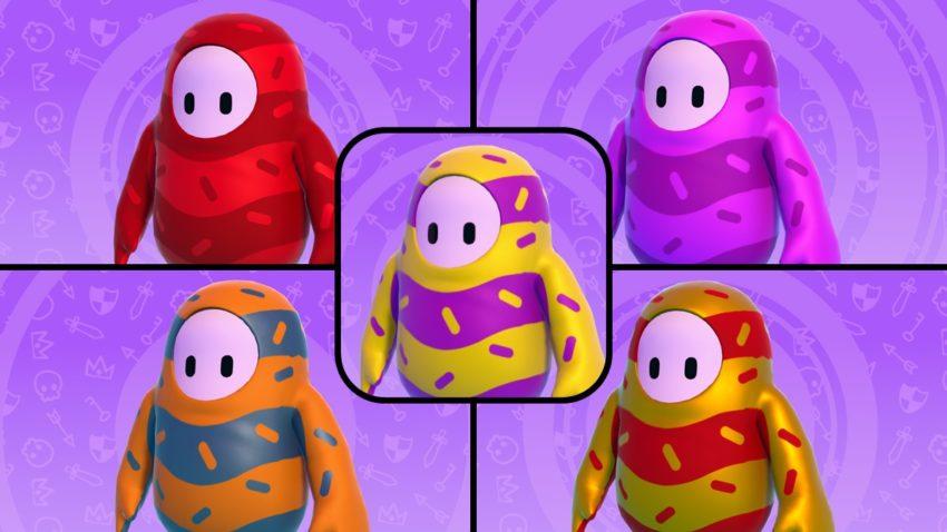 Colours S2