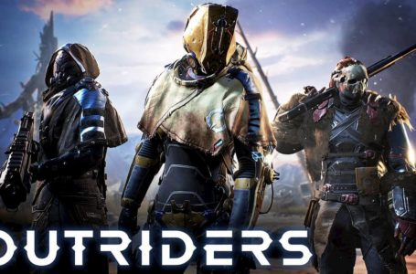 How to fix the Outriders no HUD glitch on PC