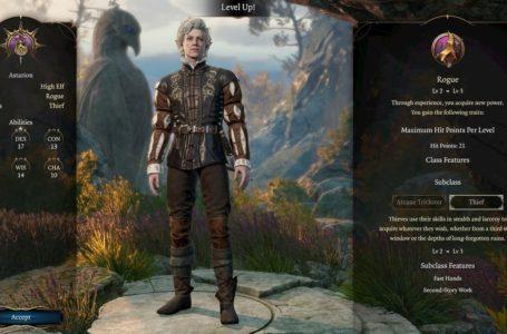All subclasses for each class in Baldur's Gate 3