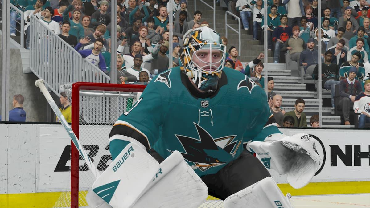 Best World of CHEL and EASHL goalie loadout builds in NHL 21 | Gamepur