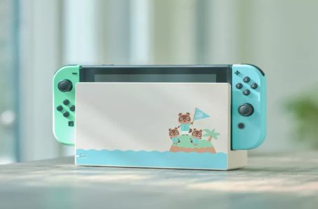 Nintendo Switch has sold 68.30 million units, thanks in part to Animal Crossing