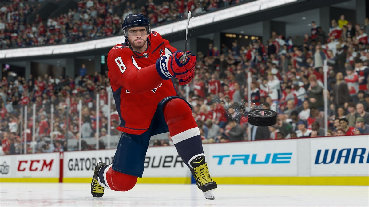 How to perform the Michigan deke in NHL 21