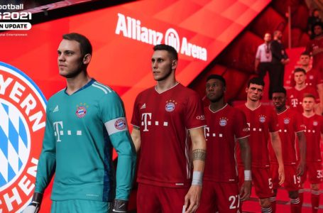 PES 21: The 10 Best Domestic Teams