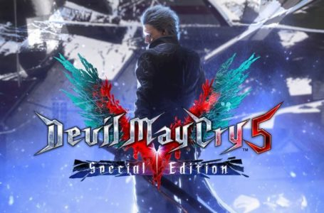 Devil May Cry 5 Special Edition skips ray tracing on Xbox Series S, Vergil DLC gets a release date