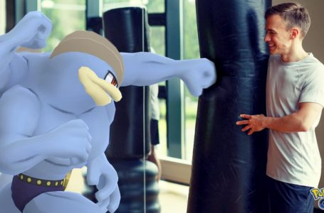 Best moveset for Machamp in Pokémon Go