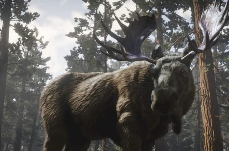 How to find the Legendary Ruddy Moose in Red Dead Online