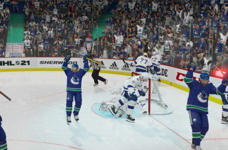 Are the Seattle Kraken in NHL 21?