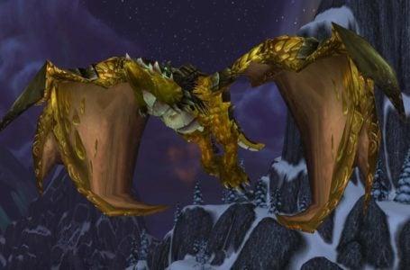 Rarest mounts in World of Warcraft
