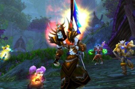 World of Warcraft Classic server populations (April 2021)