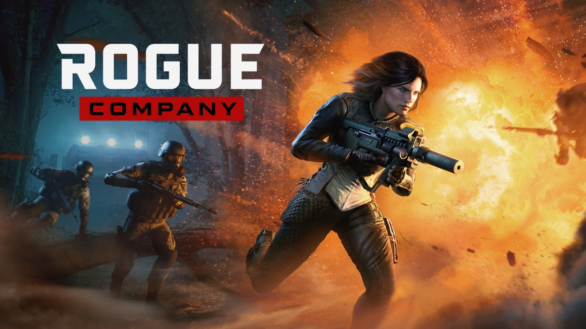 Rogue Company Dahlia