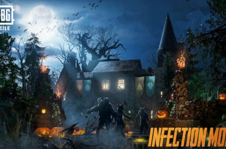 PUBG Mobile Infection Mode is back with Halloween theme and more