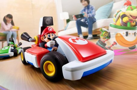 Review: Mario Kart Live: Home Circuit is a fun way to invade your space