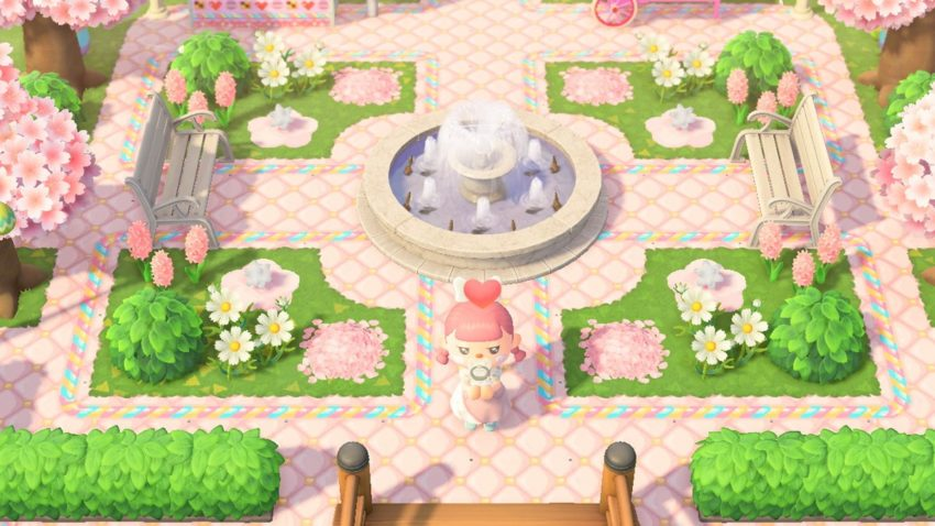 The best path designs in Animal Crossing: New Horizons ...