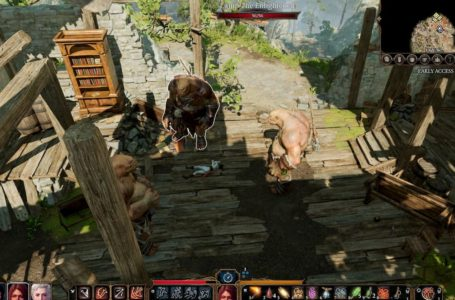 How to recruit Lump the Enlightened and get Lump's war horn in Baldur's Gate 3