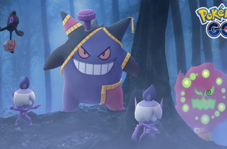 How to get Gengar Mega Banette costume in Pokémon Go Halloween 2020