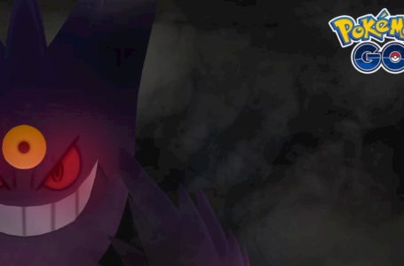 How to get Mega Gengar Energy in Pokémon Go Halloween 2020