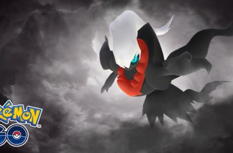 Best moveset for Darkrai in Pokémon Go