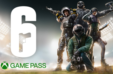Rainbow Six: Siege will be added to the Xbox Game Pass
