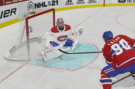 NHL 21: Beginner's guide to goaltending – How to play goalie, controls, and tips
