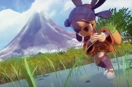 Hands-on preview – Sakuna: Of Rice and Ruin