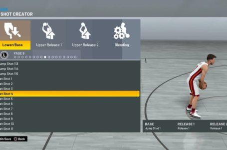 How to unlock Jumpshot Creator in NBA 2K21