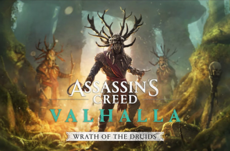 Assassin's Creed Valhalla getting first major expansion, Wrath of the Druids, in April