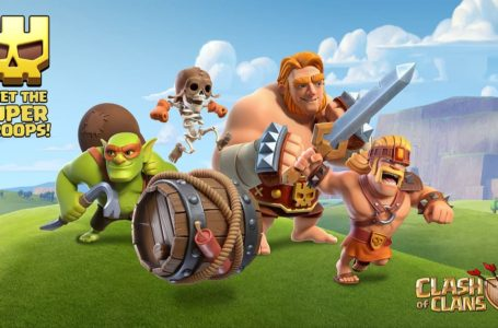 The best Super Troops in Clash of Clans