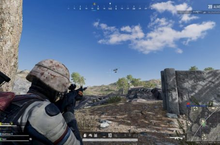 How to get care packages and shoot down helicopters on Paramo in PUBG