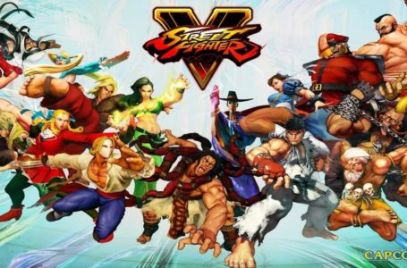The top 10 best Street Fighter V characters
