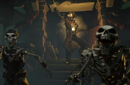 Determine your fate in the Sea of Thieves Halloween event, out next week