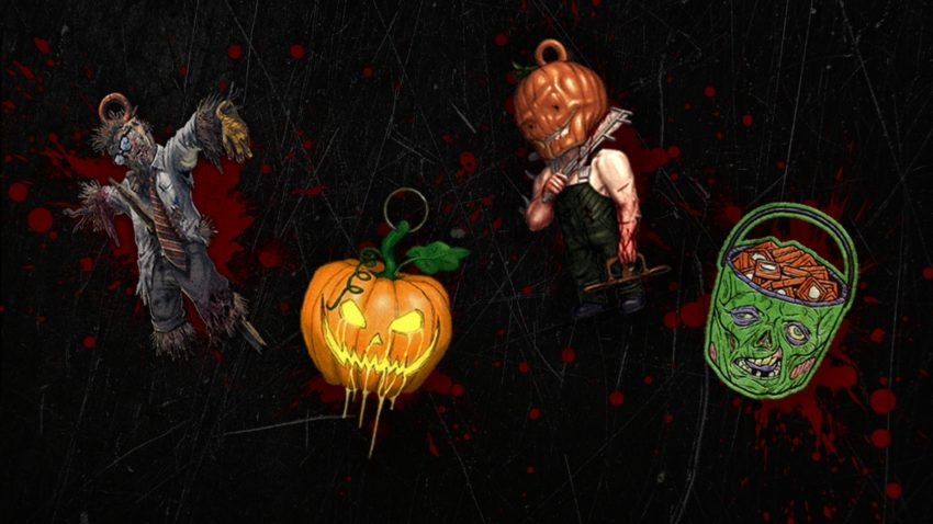 Halloween Dead by Daylight charms