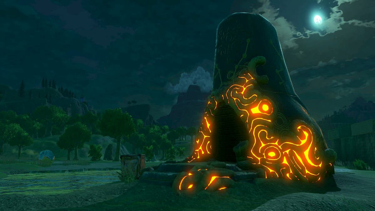 Legend of Zelda: Breath of the Wild Hawa Koth Shrine Location