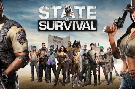 State of Survival Redeem Codes (May 2021)