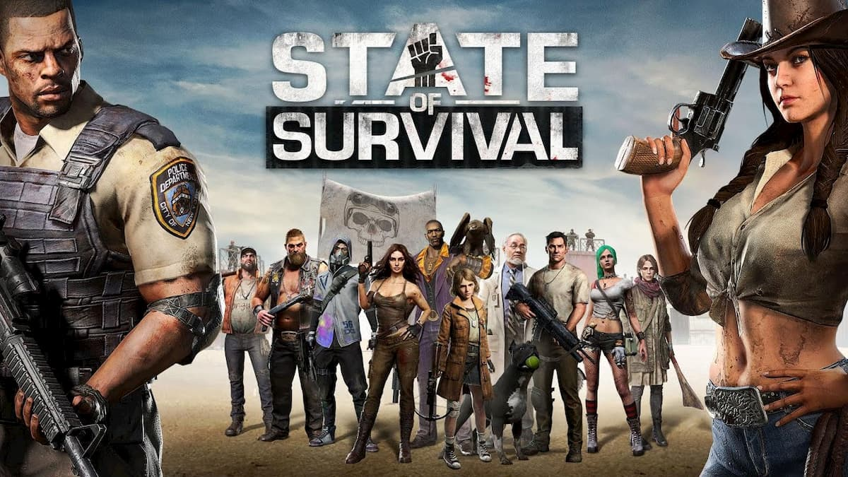 State of Survival Redeem Codes (October 2020)