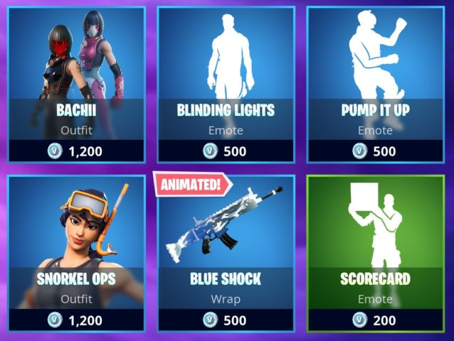 Daily Items