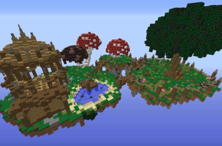 The top 10 best Minecraft skyblock servers