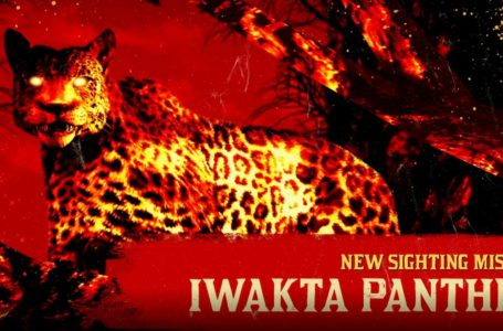 How to find the Legendary Iwakta Panther in Red Dead Online