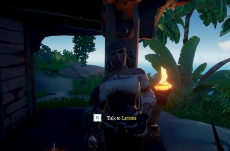 All beacon locations in The Shores of Plenty and The Wilds in Sea of Thieves – Fate of the Damned – Wild Lights of Plenty Challenge