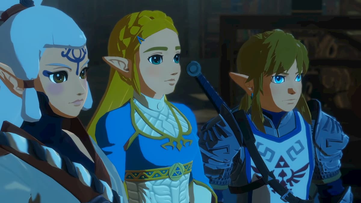 How To Play As Zelda In Hyrule Warriors Age Of Calamity Gamepur