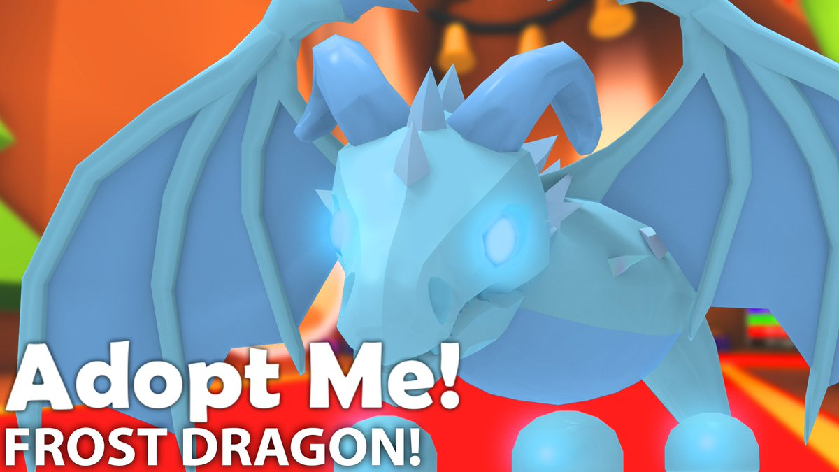 How to get a Frost Dragon in Roblox Adopt Me Gamepur