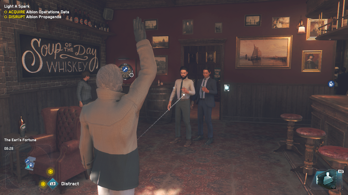 How to emote in Watch Dogs: Legion