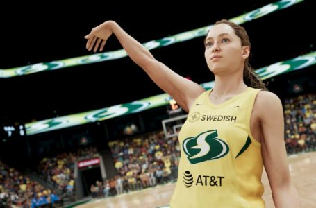 NBA 2K21 (Next-Gen): Best WNBA MyPlayer player types