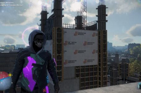 How to get the Tech Points in ETO Bank Construction Site in Watch Dogs: Legion